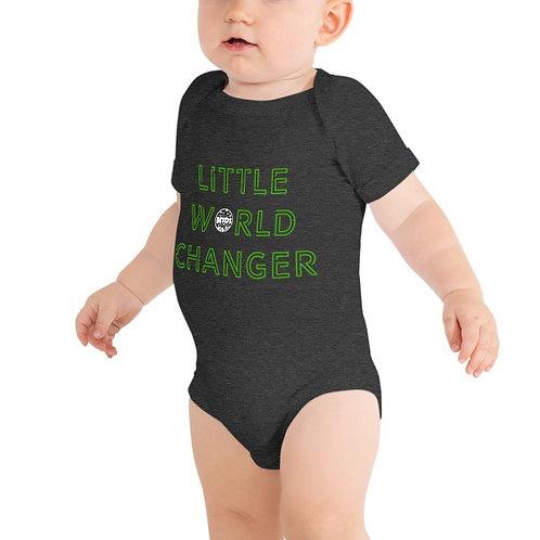Little World Changer Baby One Piece