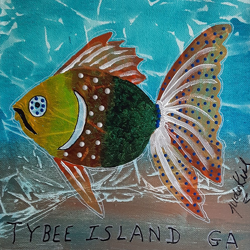 Tybee Island Fantasy