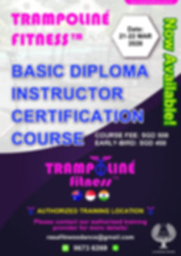 Instructor Training _21 to 22 March 2020