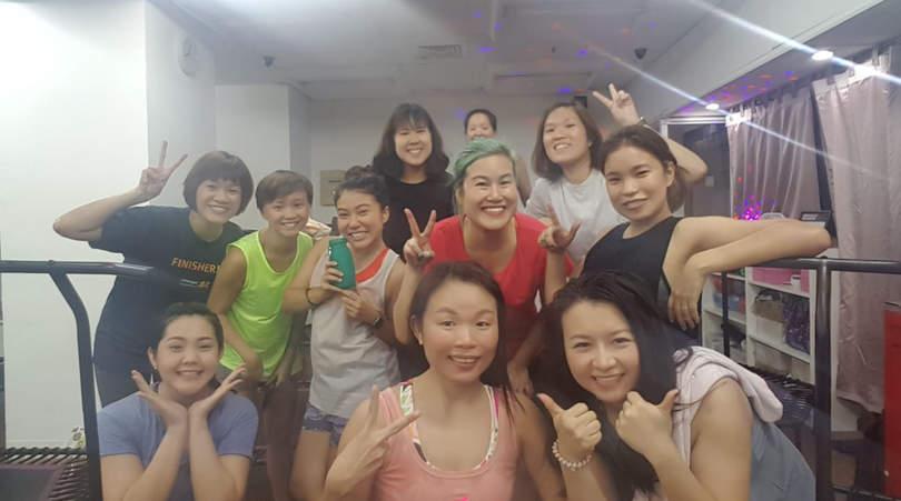 Happy Members
