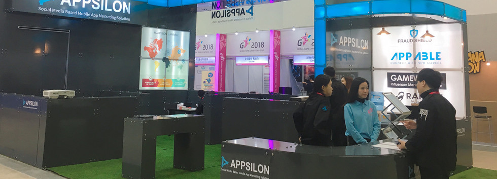 G-star 2018 Booth