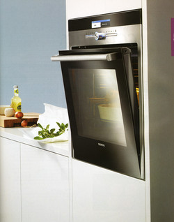 convection oven and steamer