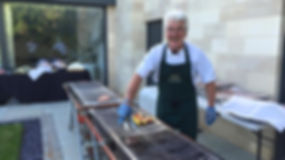 Tom, Head Chef at CWC Malings