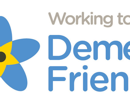 Becoming a Dementia friendly company