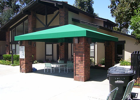 Common Pool Area Shade & Canvas Concepts Inc. - San Diegou0027s Best Awnings Canopies and ...