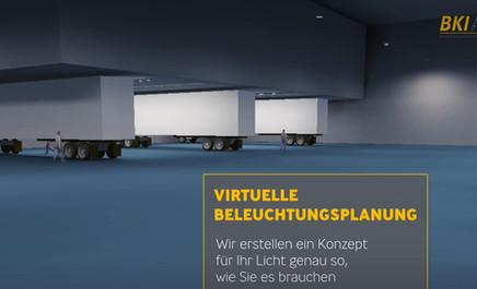3D-Lichtplanung BKI Ahke GmbH