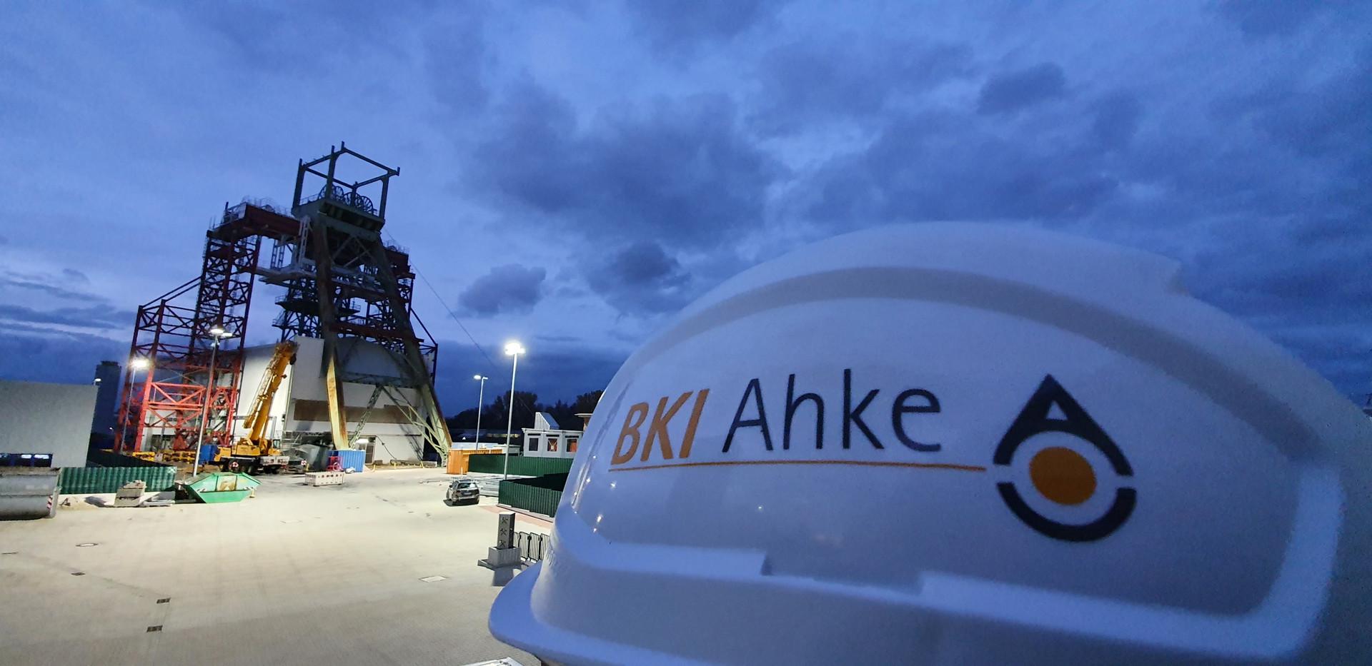 RAG Robert Müser, Beleuchtung von BKI Ahke GmbH