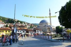 Sead Kazanxhiu I Dont Have Borders to Protect  80x10cm  2017 (3)