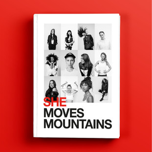 SHE MOVES MOUNTAINS