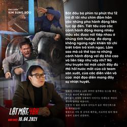 ĐD Kim Sung Soo - Đai Dịch Cúm