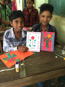Greetings Card Making Competition