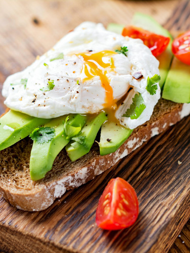Avocado Egg Sandwich @ Lycka coffeebar Meilen