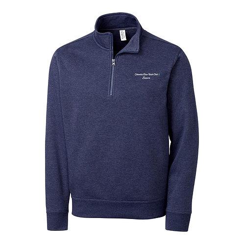 Half Zip Pull Over Sweater