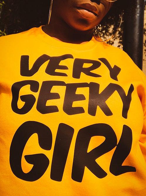 VERY GEEKY GIRL | Hoodie