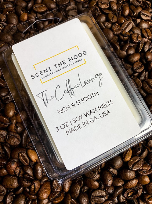 The Coffee Lounge Wax Melts