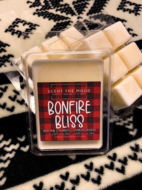 Bonfire Bliss Wax Melts