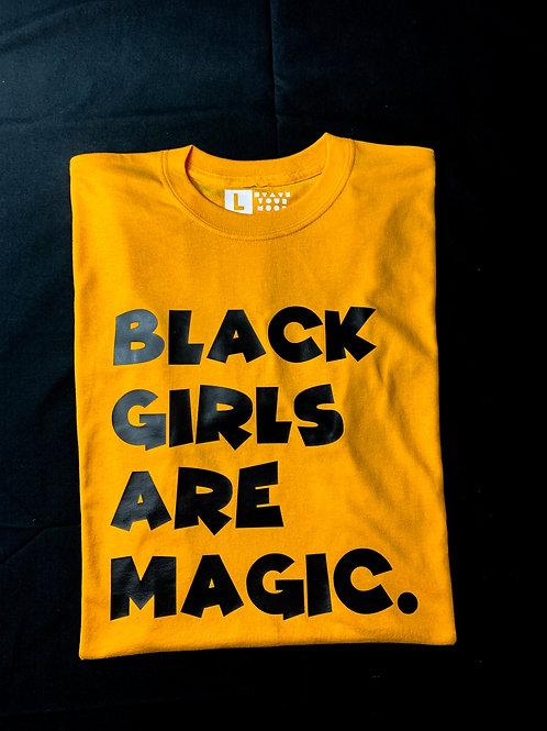 BLACK GIRLS ARE MAGIC | Tee