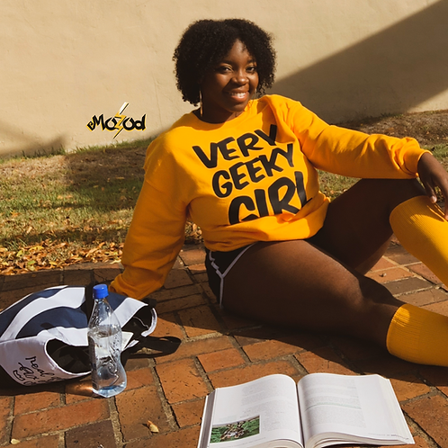 VERY GEEKY GIRL | Sweatshirt