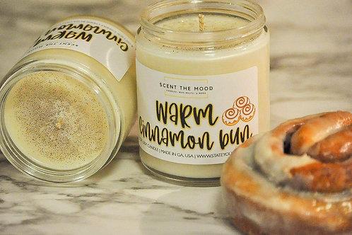 Warm Cinnamon Bun | Candle