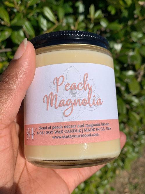 Peach Magnolia | Candle