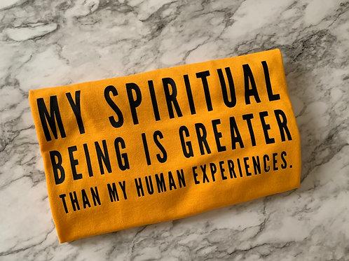 MY SPIRITUAL BEING | Tee
