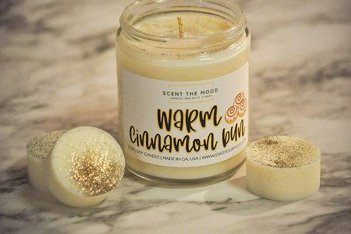 Warm Cinnamon Bun   Wax Melts