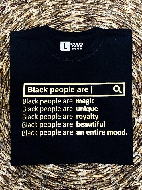 Black people are | Sweatshirt