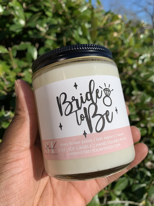 Bride to Be | Candle