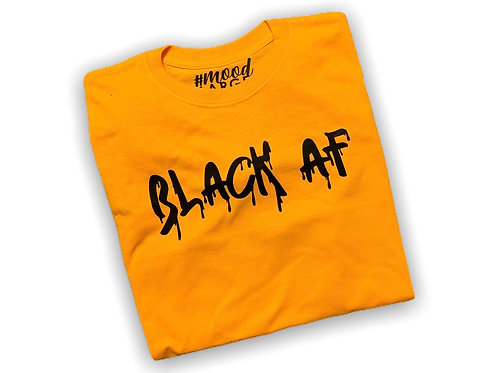 BLACK AF | Hoodie