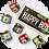 Thumbnail: HappyBox - מיקס 8 ממרחים (90 גרם) במארז אחד