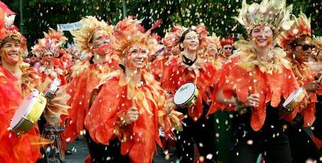 Veranstaltungstipp: Karneval der Kulturen vom 07.-10. Juni 2019