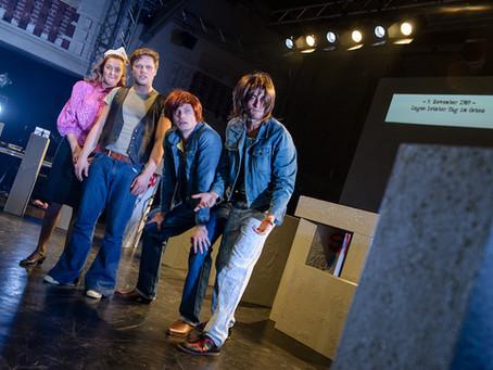 Veranstaltungstipp: Das Theaterstück #BerlinBerlin – Von Mauern und Menschen