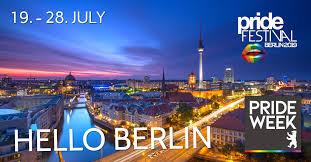 Veranstaltungstipp: Berliner Pride Week 2019