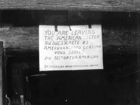 Massenflucht durch Tunnel 29 am 14./15. September 1962