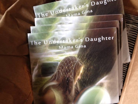 """The Undertaker's Daughter"" CDs are here!"