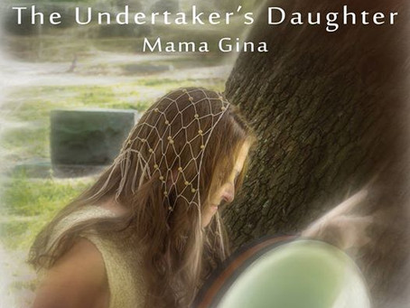 """The Undertaker's Daughter"" gets a sweet review!"