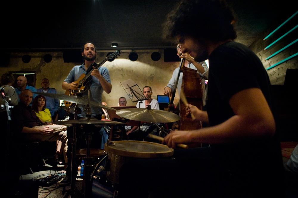 Yotam Silberstein, Nitai Hershkovits, Barak Mori, Amir Bressler