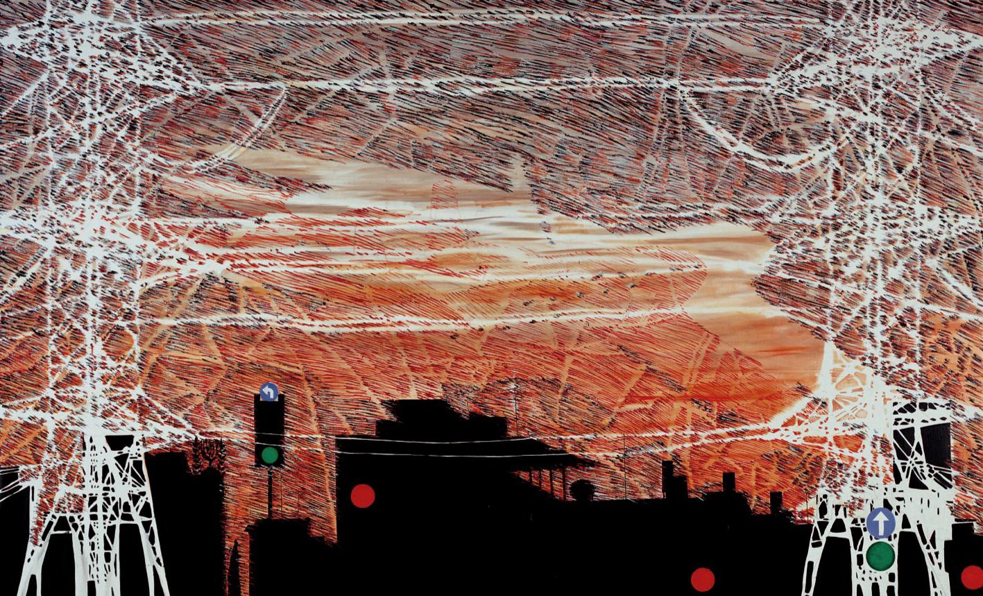נוף אורבני. 2007