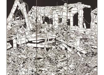 נועה יקותיאלי   אמנית מיצב וחיתוך נייר
