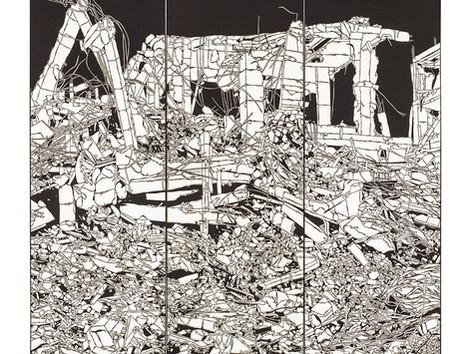 נועה יקותיאלי | אמנית מיצב וחיתוך נייר