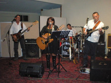 Live entertianment at Singleton Rugby Club