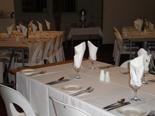 Event Hire at Singleton Rugby Club