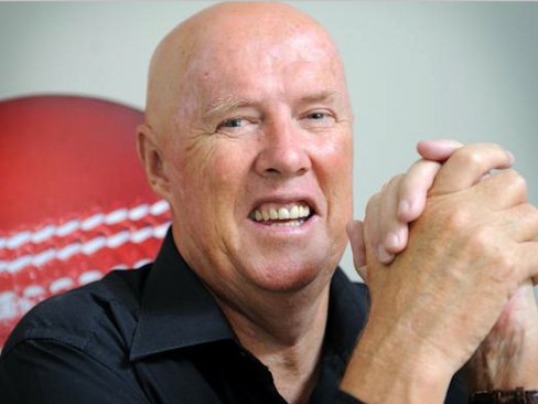 LUNCH WITH A LEGEND #53 KERRY O'KEEFFE