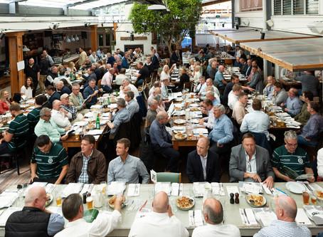 FOWRF Community Lunch                A SUCCESS...