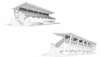 NEW GRANDSTAND FOR SINGLETON RUGBY CLUB