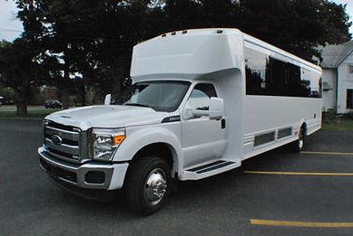 F550 Bus Limo