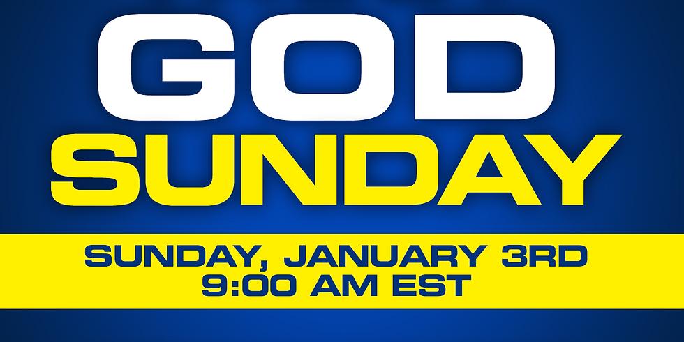 Trust God Sunday (1)