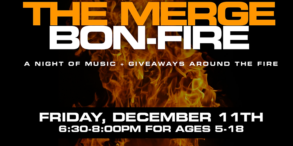 The Merge Bon-Fire Foreshock
