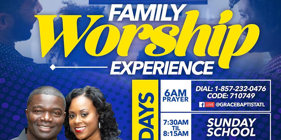 Sunday Worship Recording (2)