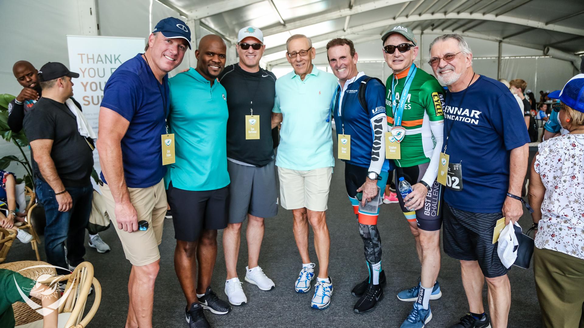 (L-R) Eric Feder, Brian Flores, Tom Garf